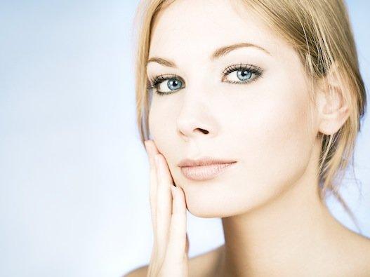 Как отбеливать лицо и шею
